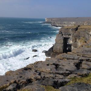 Cliffs Innish More