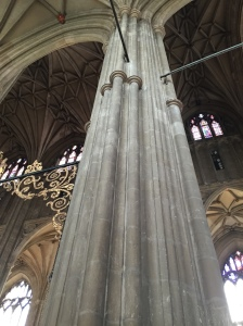 Pillar in the Cathedral