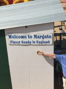 17 Welcome to Margate, Finest Sand in England
