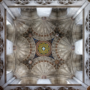 Fan Vaulting Canterbury Cathedral