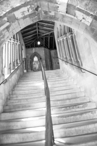 staircase cathedral