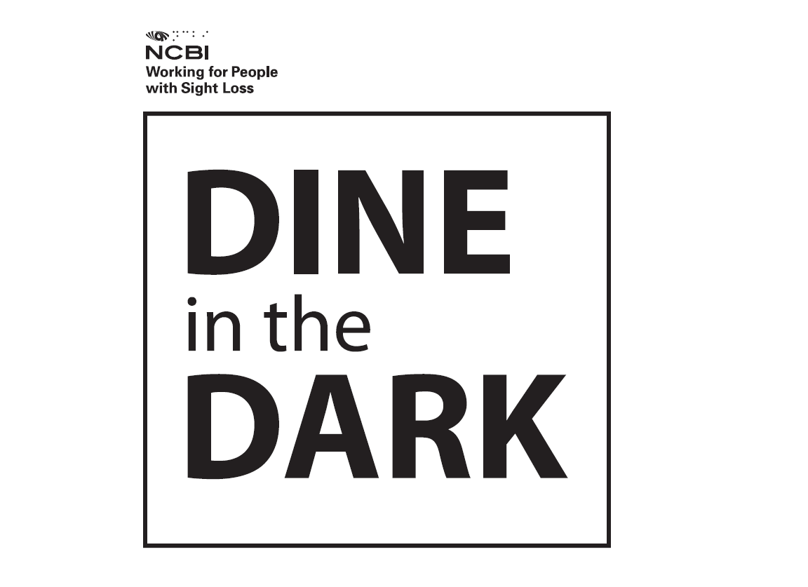 Dine in the Dark from the Perspective of a Visually Impaired Diner