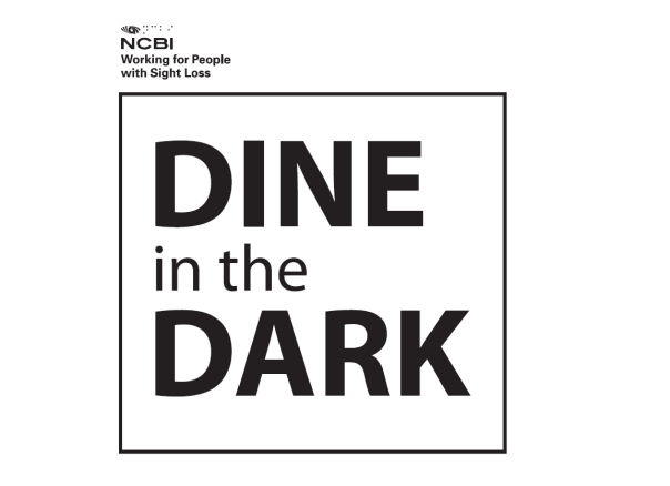 Dine in the Dark logo